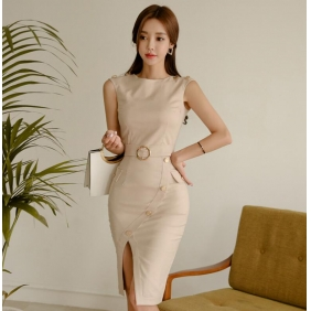 Wholesale Fashion 2-piece set dress K4539