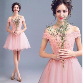 Wholesale Fashion mini prom dress 50764