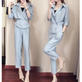 Wholesale Fashion 2-piece set suit A19028