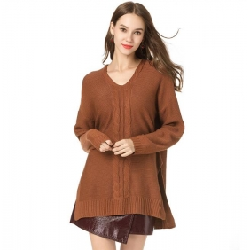 Wholesale Fashion long sweater C1613