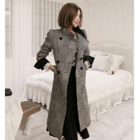 Wholesale Fashion coat K5154