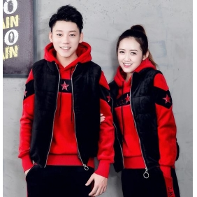 Wholesale 3-Piece set winter tracksuit T10924 Man