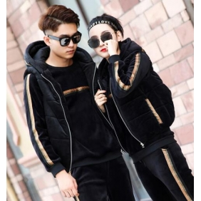 Wholesale 3-Piece set winter tracksuit T10927 Woman