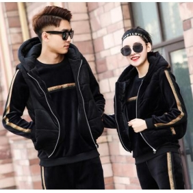 Wholesale 3-Piece set winter tracksuit T10927 Man