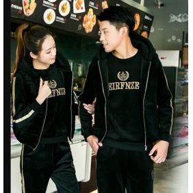 Wholesale 3-Piece set winter tracksuit T10928 Woman
