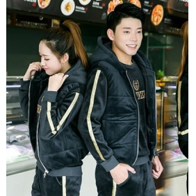 Wholesale 3-Piece set winter tracksuit T10928 Man
