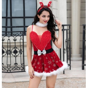 Wholesale Christmas costumes SD2078