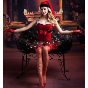 Wholesale Christmas costumes SD2080
