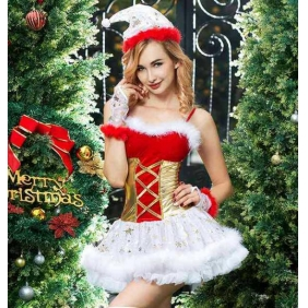 Wholesale Christmas costumes SD2086