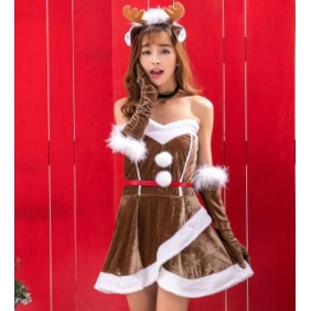 Wholesale Christmas costumes SD2103