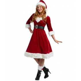 Wholesale Christmas costumes SD2105
