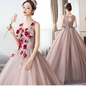 Wholesale Long prom dress 50814