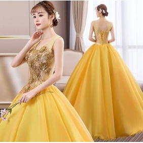 Wholesale Fashion long prom dress 50821