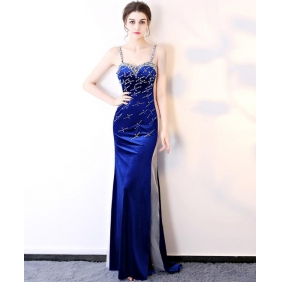 Wholesale Fashion long prom dress 50875