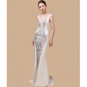 Wholesale Fashion long prom dress 50878