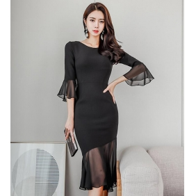Wholesale Fashion dress K5525
