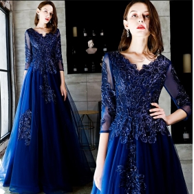 Wholesale Fashion long prom dress 50883