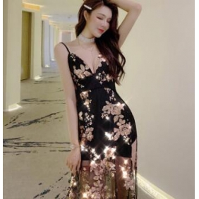Wholesale Fashion dress A20008