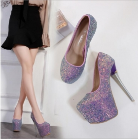 Wholesale Fashion high heels J93860