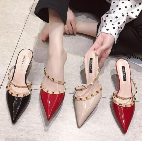 Wholesale Fashion high heels J94005