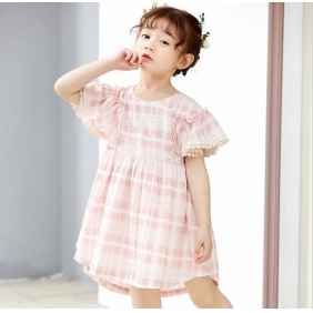 Wholesale Kids dress PQ2386