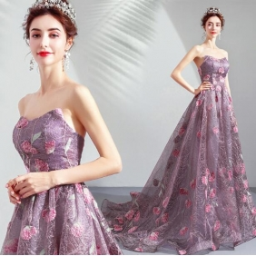 Wholesale Fashion long prom dress 51028