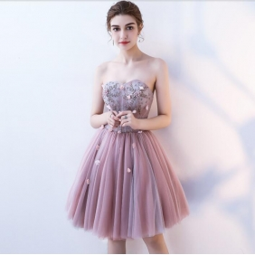 Wholesale Fashion mini prom dress 51049