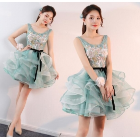Wholesale Fashion mini prom dress 51057