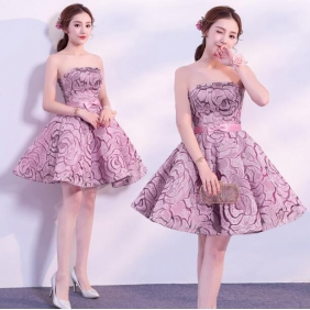 Wholesale Fashion mini prom dress 51058