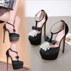 Wholesale Fashion high heels J94222