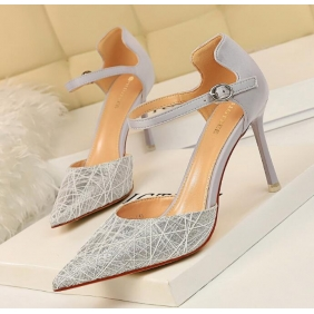 Wholesale Fashion high heels J94325