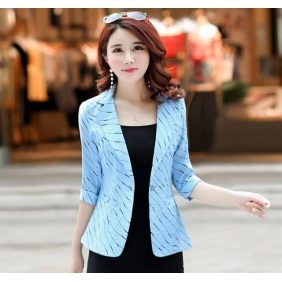 Wholesale Fashion blazer W5718