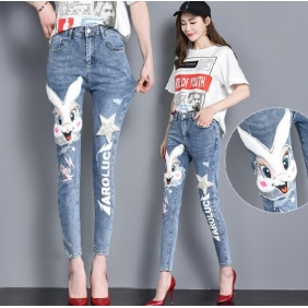 Wholesale Fashion jeans A21093