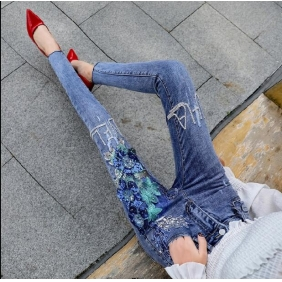 Wholesale Fashion jeans A21094