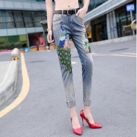 Wholesale Fashion jeans A21096