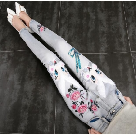 Wholesale Fashion jeans A21097