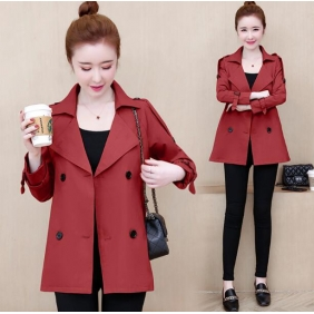 Wholesale Fashion coat W5765