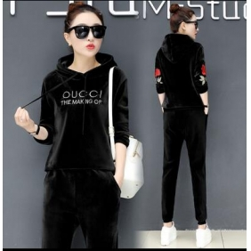 Wholesale Winter tracksuit T11013