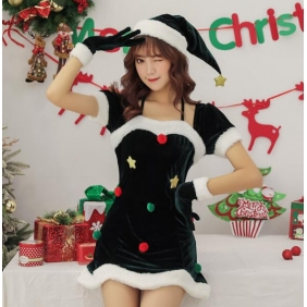 Wholesale Christmas costume SD2159