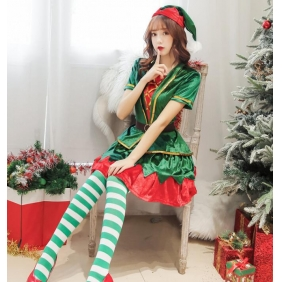 Wholesale Christmas costume SD2161