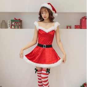 Wholesale Christmas costume SD2162