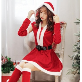 Wholesale Christmas costume SD2164