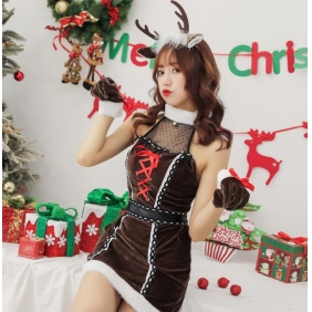 Wholesale Chritmas costume SD2166