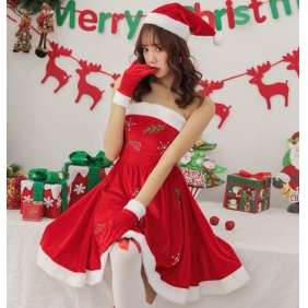 Wholesale Christmas costume SD2167