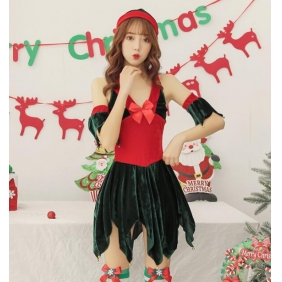 Wholesale Christmas costume SD2172