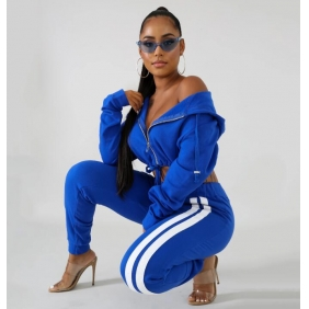 Wholesale Fashion tracksuit T11085
