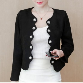 Wholesale Fashion blazer W5930