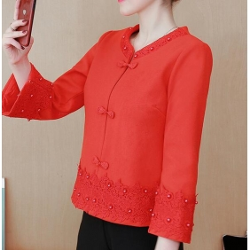 Wholesale Fashion jacket W5933