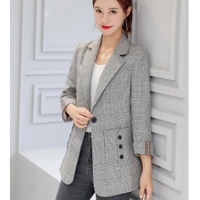 Wholesale Fashion blazer W5937