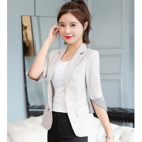 Wholesale Fashion blazer W5938